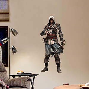 Edward Fathead Jr.: Assassin's Creed IV Fathead Wall Decal